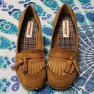 Union Bay Nicolette Heels